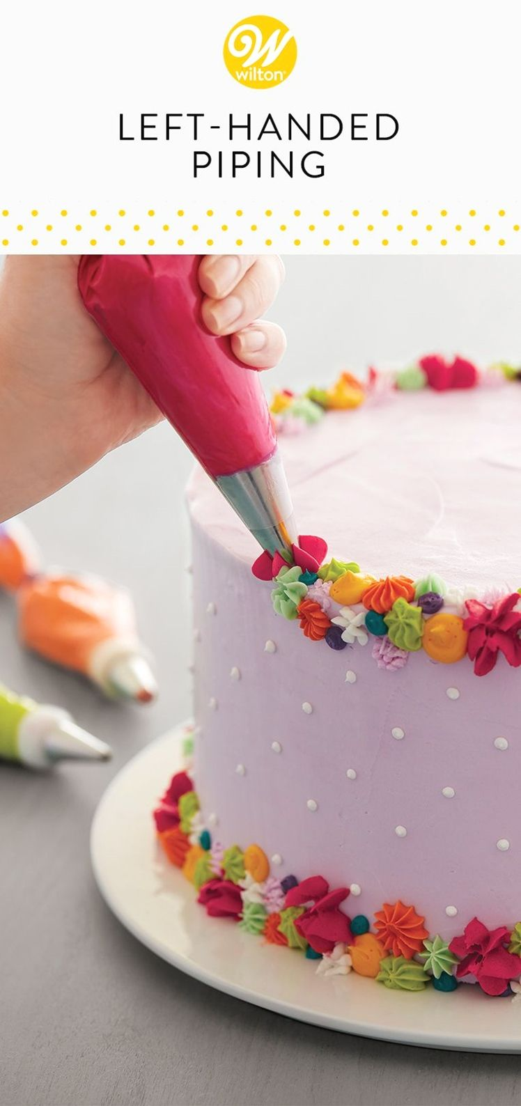 Cake Decorating Ideas Cream Cheese Frosting Cakedecoratingfrosting Cake Decorating Cake Decorating Tips Cupcake Cakes
