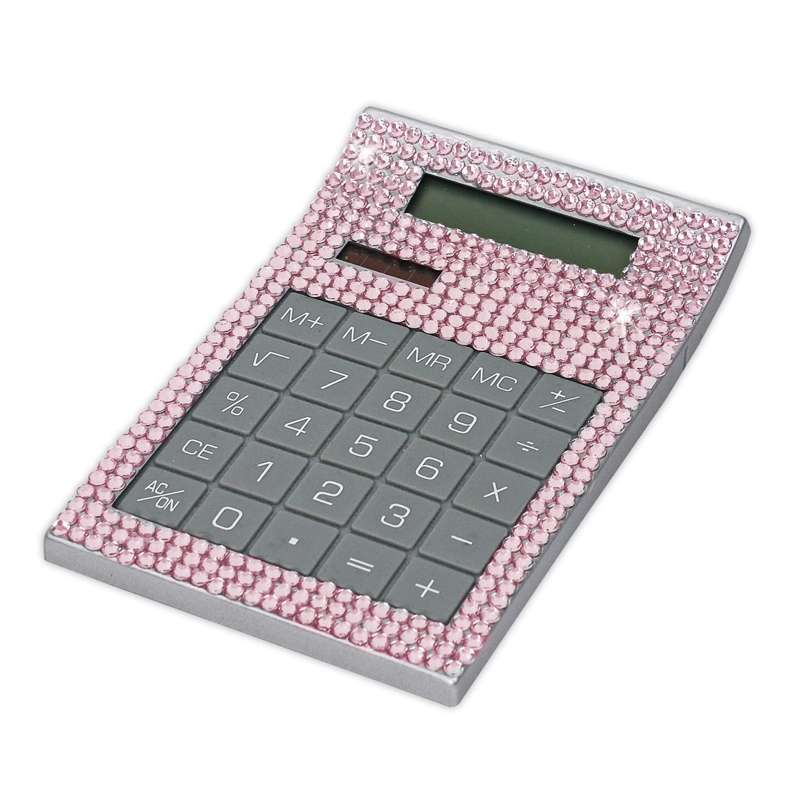 Wake Up Frankie Bling Up Your Blah Calculator With Some Rhinestones Calculator Bling Chic Office