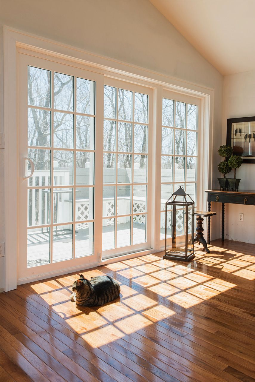 windows sunroom window ideas patio doors