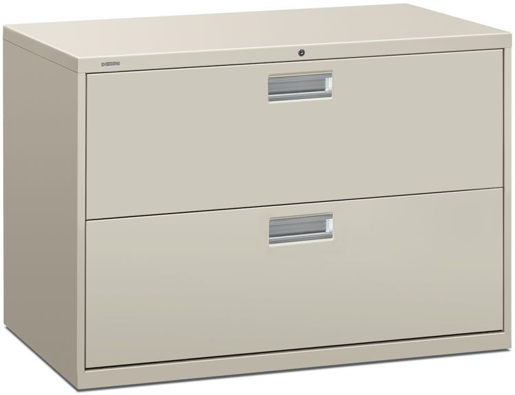 Buy cheap 42w 2 drawer lateral file by hon in 2020