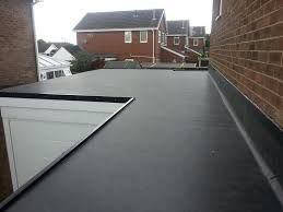 Rubber Roofing An Effectual And Cost Effective Roofing Alternative Rubber Flat Roof Flat Roof Rubber Roofing