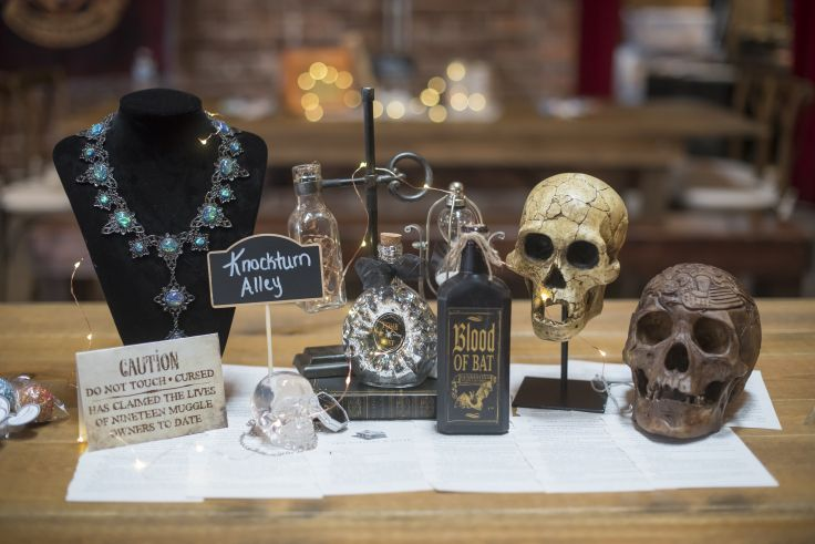 How to Create a Tasteful Harry Potter Themed Wedding ...