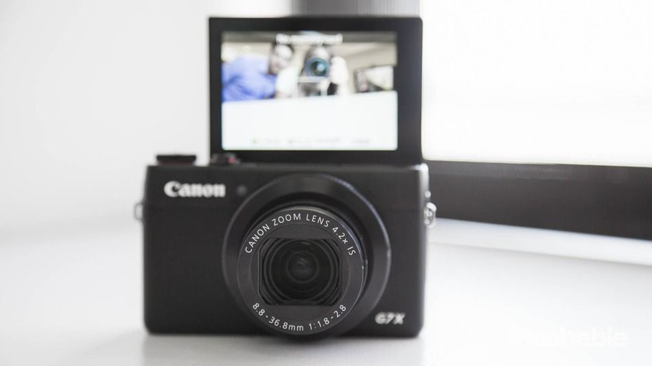Like Selfies? You'll Love Canon's New PowerShots.