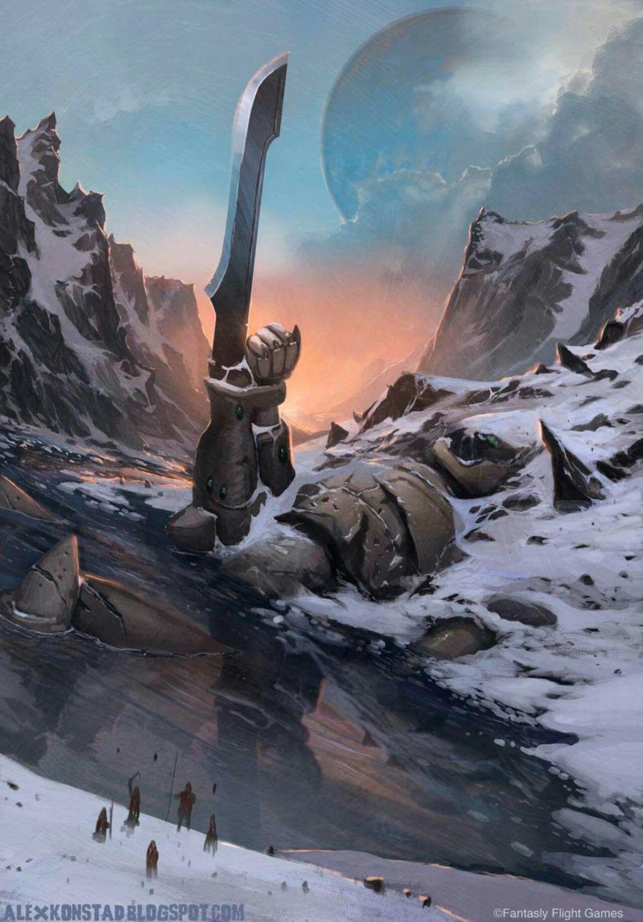 masaje de fantasía titán