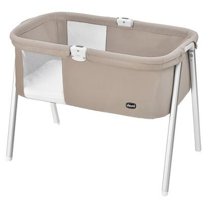Chicco Lullago Travel Crib Acorn Bassinet Baby Bassinet