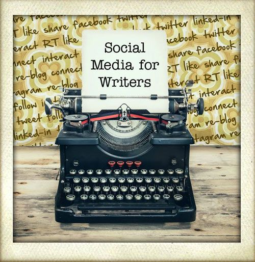 Social media for writers using Pinterest - You don't have to be a DIY crafter or food blogger to conquer Pinterest!