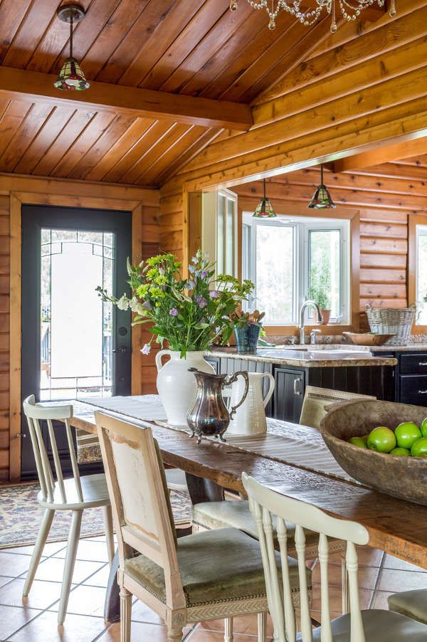 Knotty Pine Rooms: The Curse Of Orange Knotty Pine Walls