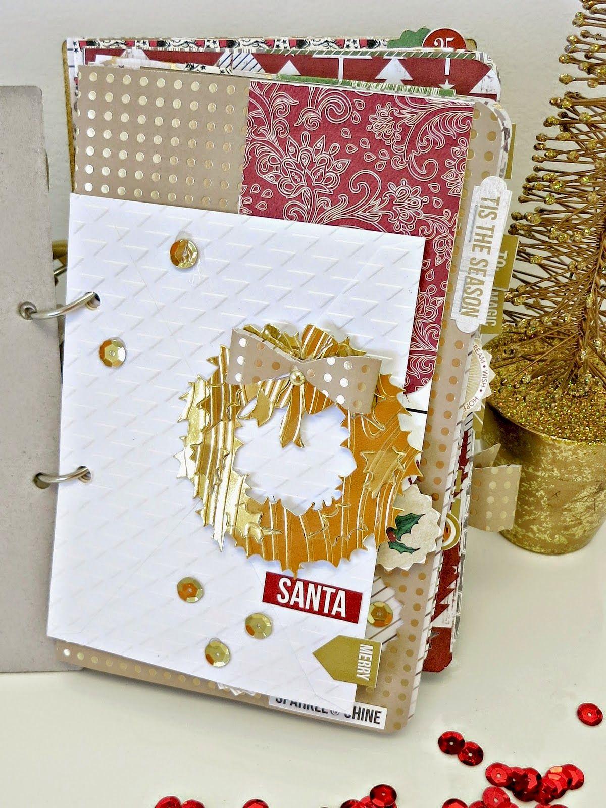 All Scrapbook Steals The Blog Teresa Collins Tinsel Company