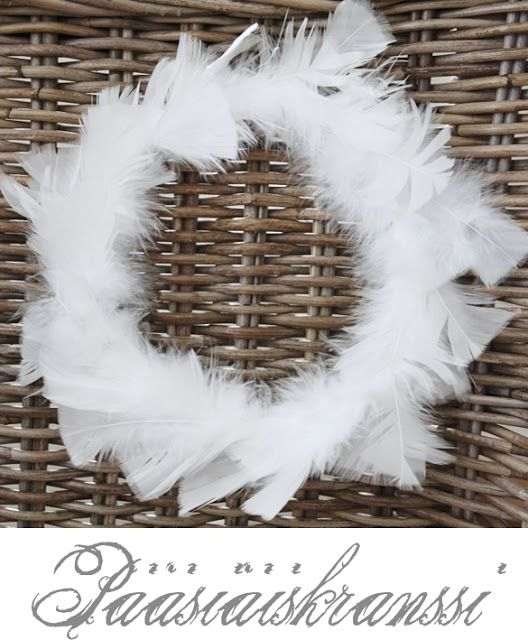 DIY – Pääsiäiskranssi