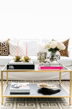 How To Style A Coffee Table It Is Center Point Of Every Formal And Casual Living Area So Why Not Showcase As Focal