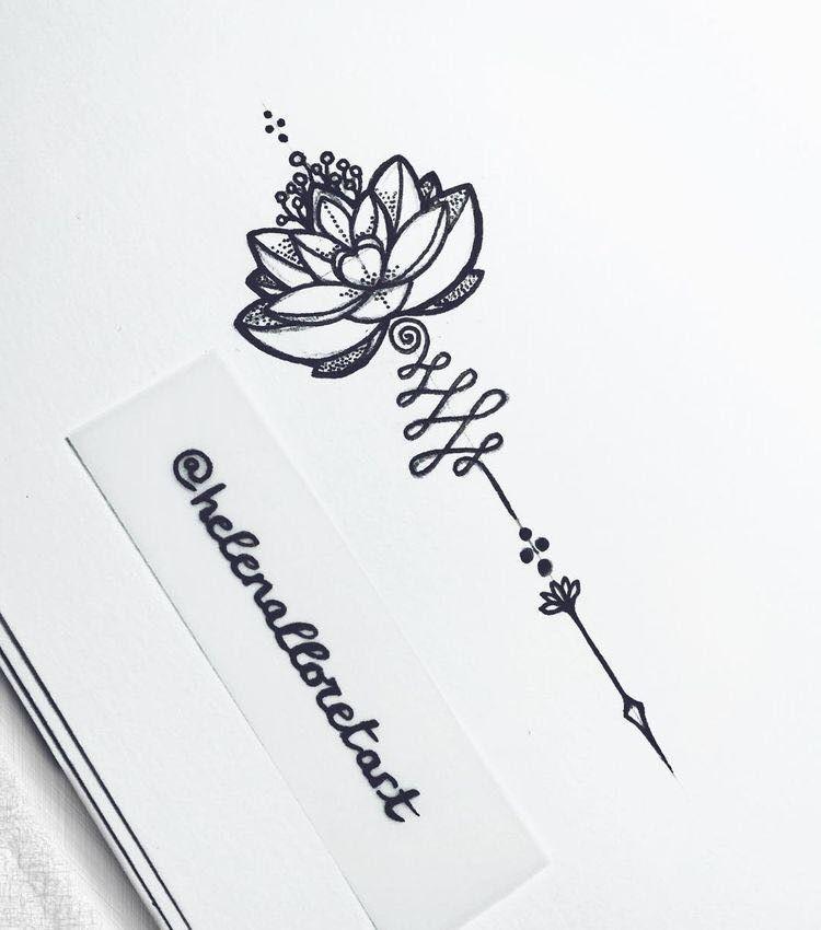 Risultati Immagini Per Unalome Significado Tattoo Ideas Tattoos