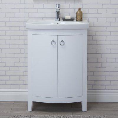 Lark Manor Wynkoop 24 Single Bathroom Vanity Set Single Bathroom Vanity Vanity Set Bathroom Vanity Units