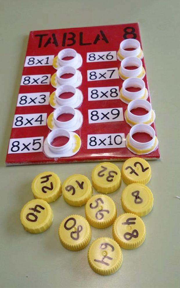 6 Manualidades Diy Para Aprender Matematicas Jugando Manualidades - Manualidades-creativas