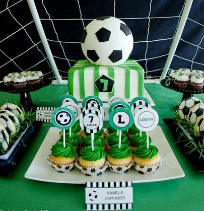 cumpleanos futbol fiestas