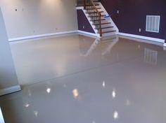 Best Of Epoxy Basement Floor Paint Waterproof