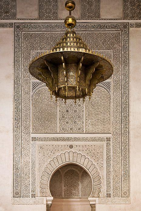 Al-Attarin Madrasa, Fez, Morocco - Photo Credits: Dave Morris - Creative Commons license.