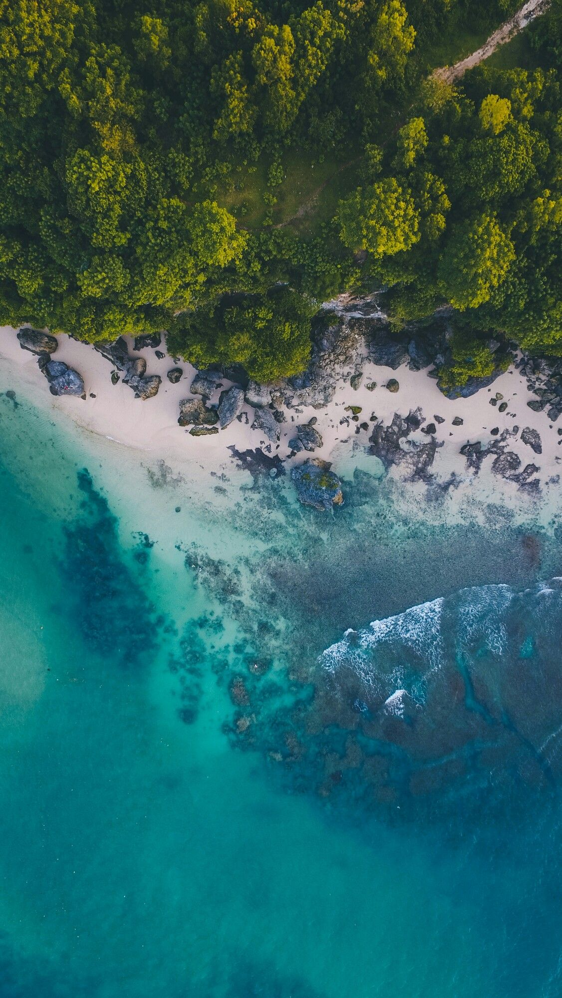 Pin By Lumingo On Drones Photography Beach Wallpaper Earth View Nature Wallpaper