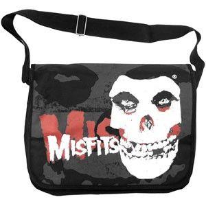 Misfits Messenger Bag
