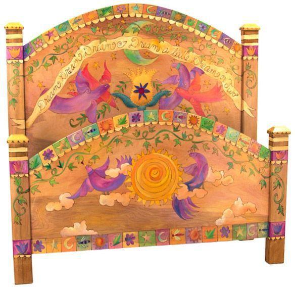 Sticks Bed 1038 - ArtcraftOnline.com