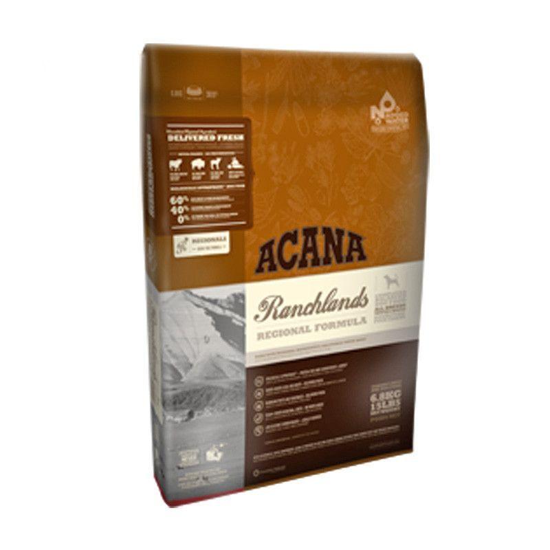 Acana Ranchlands Best Dog Food Brands Dog Food Recipes Best
