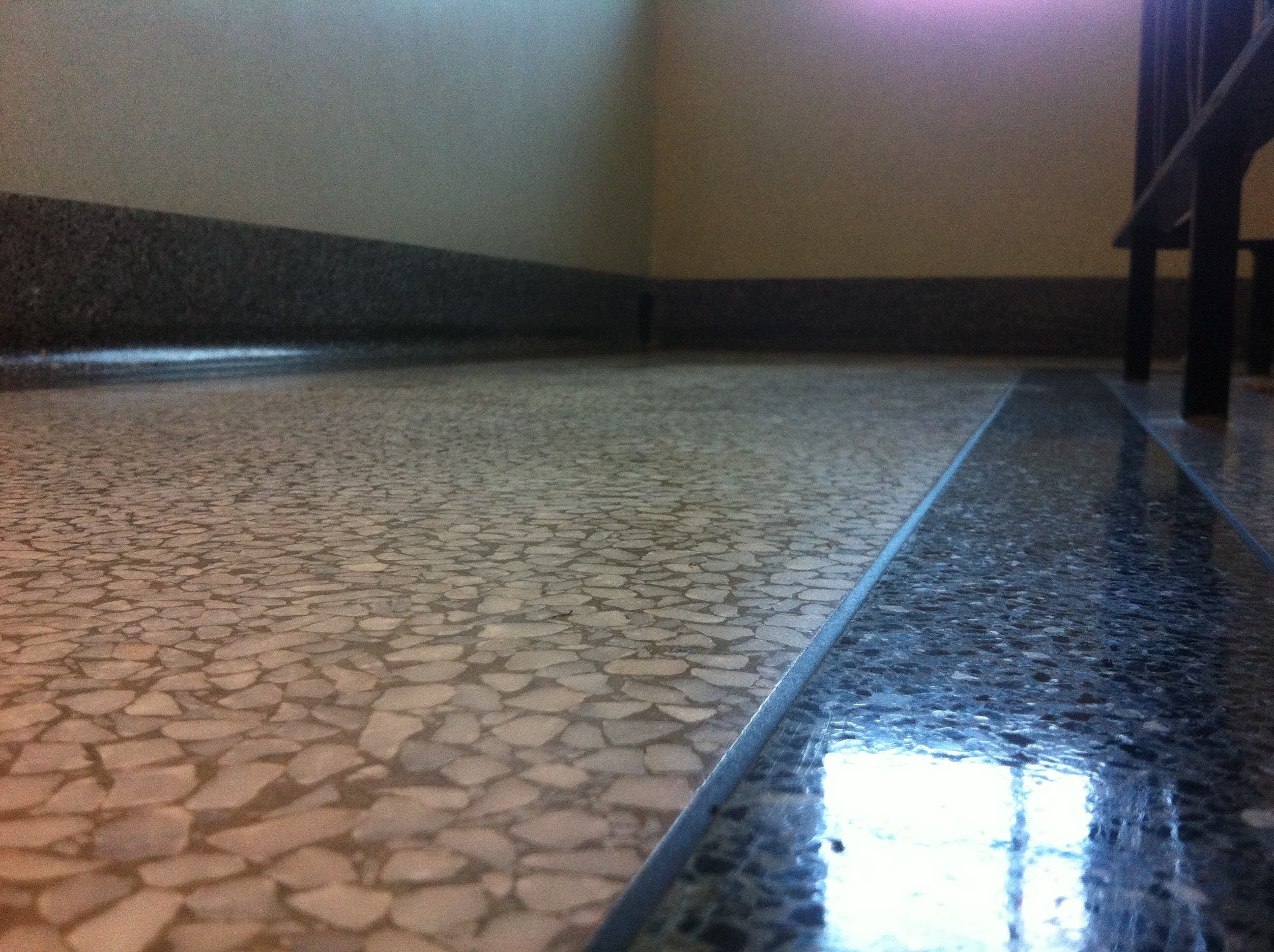 damage cleaning be floors repaired stone restoration floor boston terrazzo before can
