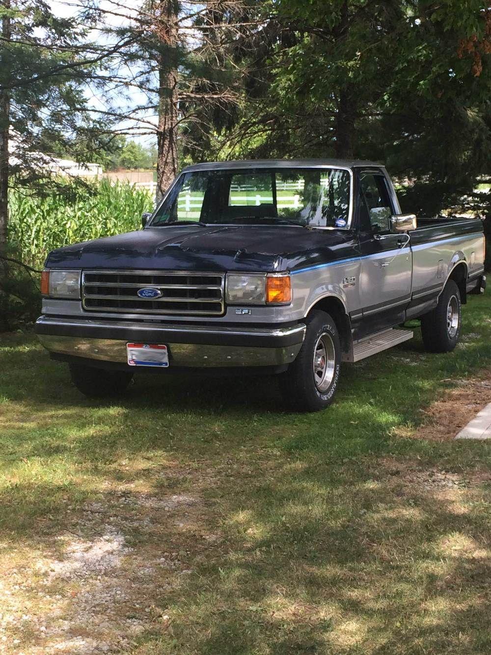1989 Ford F150 Parts : parts, Truck, Trucks,, Ford,