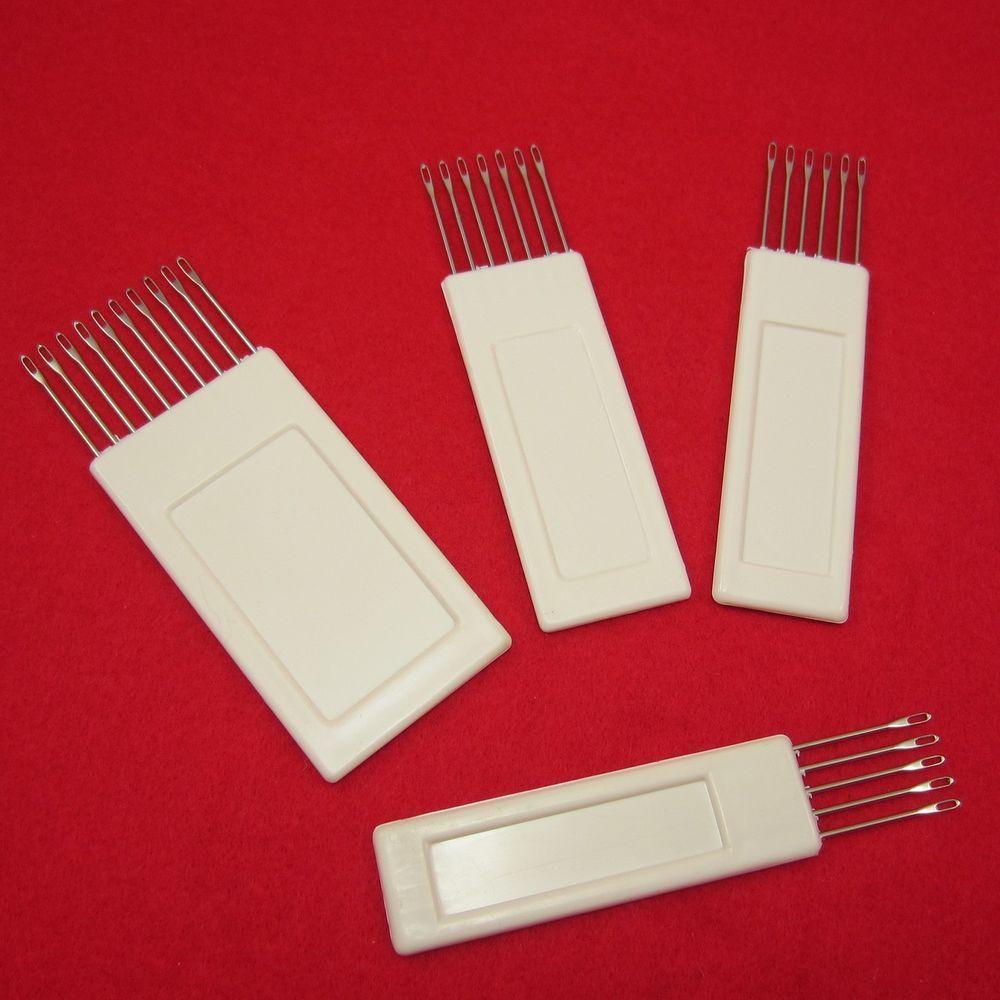 - Transfer Needle Deckernadel 9.0mm 1//2 für Strickmaschine n NEU