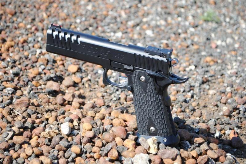 Freedom Gunworks Modified Sti Edge Guns Hand Guns Pistol