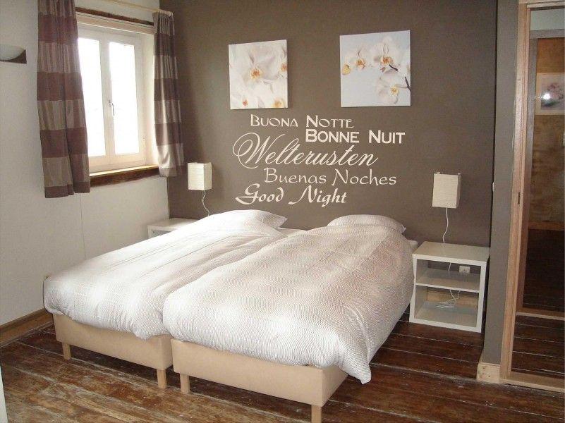 slaapkamer inrichting ideeën - Google zoeken | Interieur idee ...