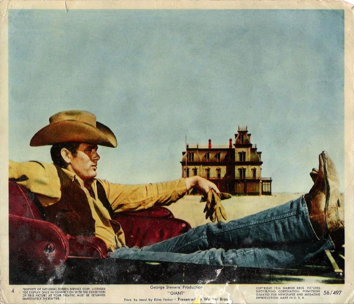 Texas Own Gone With The Wind James Dean Dean Jimmy Dean