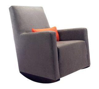 alto rocker chair - modern nursery furniture by Monte Design