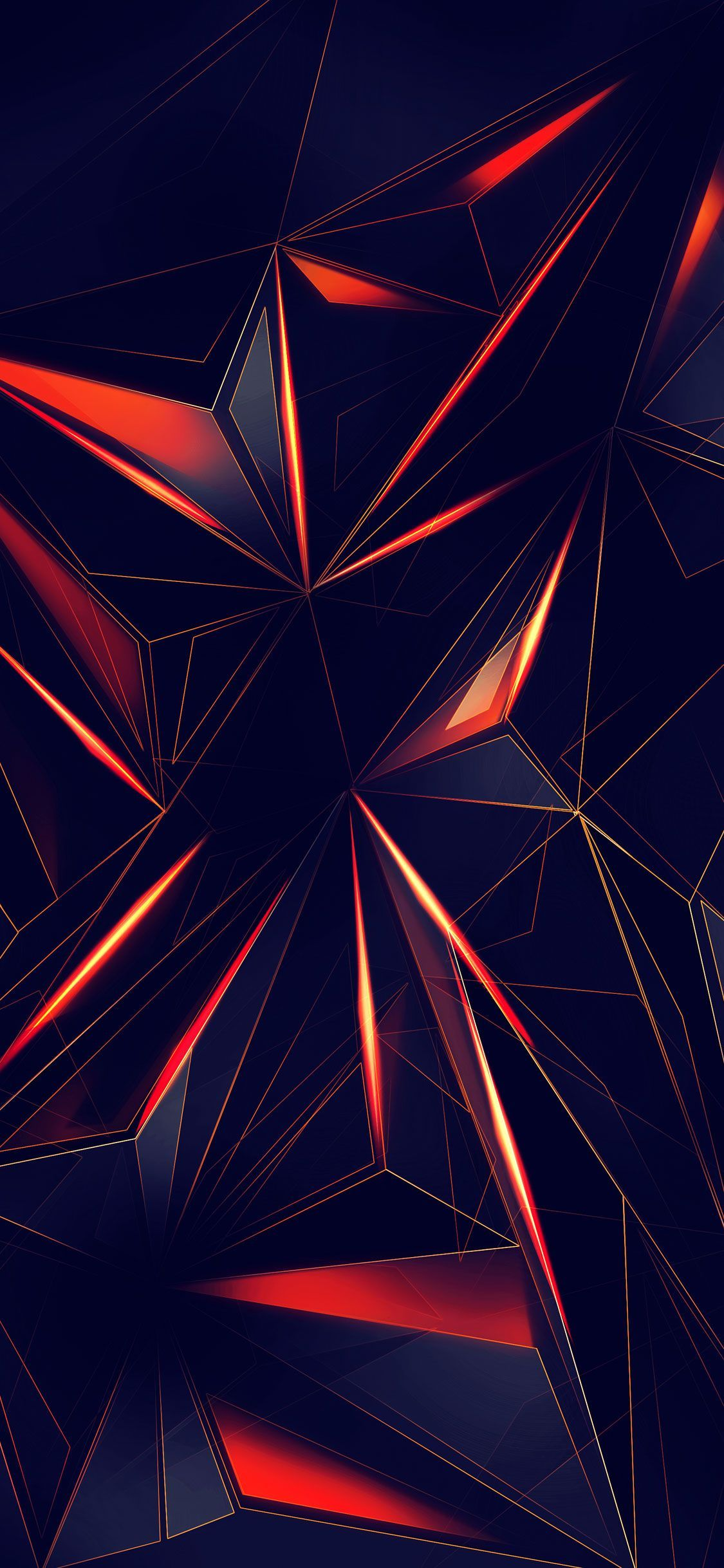 Iphone 11 Wallpaper Ios Abstract Design 4k Hd Download Free Hd