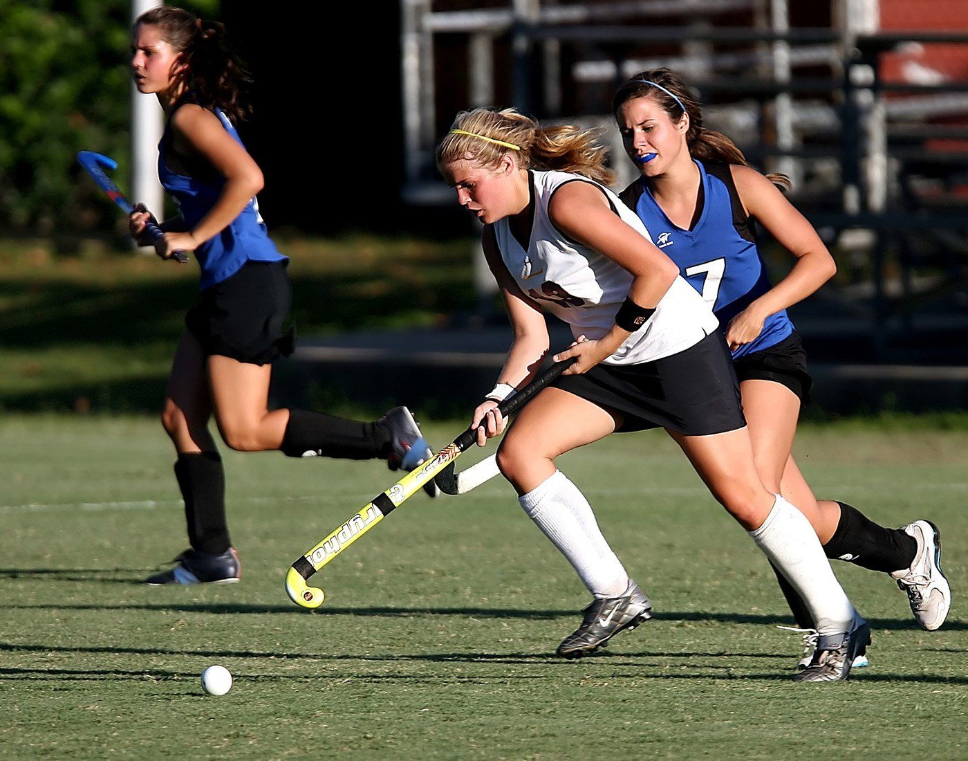 Hockey Comes First Everything Else Second Field Hockey Quotes Field Hockey Hockey Quotes