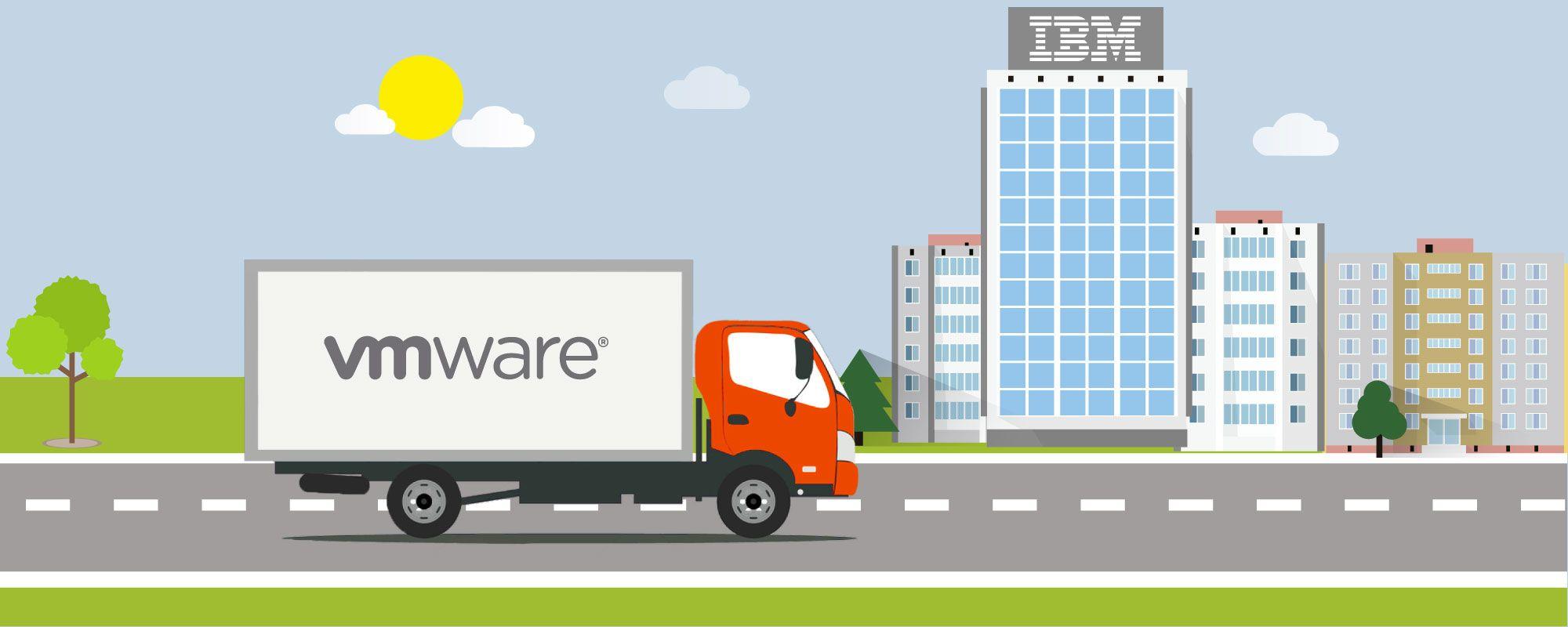 Ibmvmware partnership to ensure seamless workload
