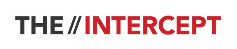 Image result for the intercept logo