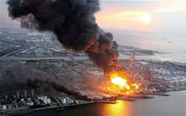 Famous Nuclear Disasters Nuclear Disasters Japan Earthquake