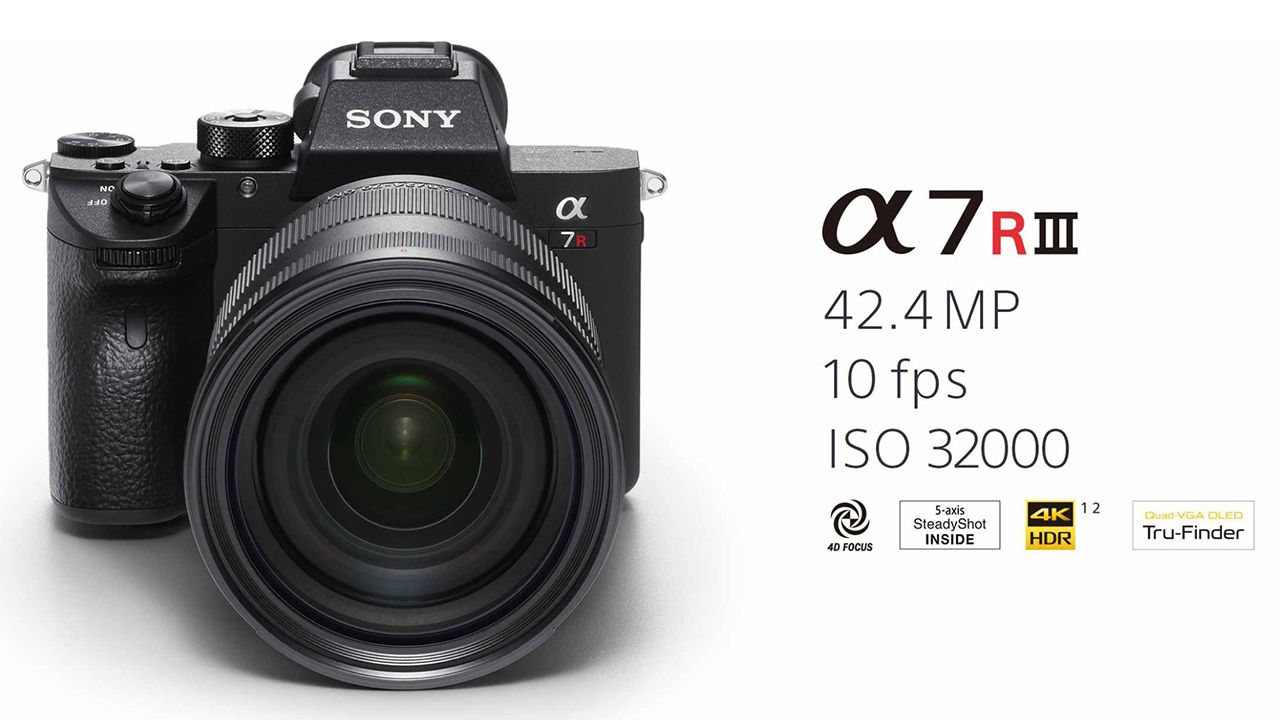 A7R III Full Specs – King of Mirrorless Full Frame Camera   Pinterest