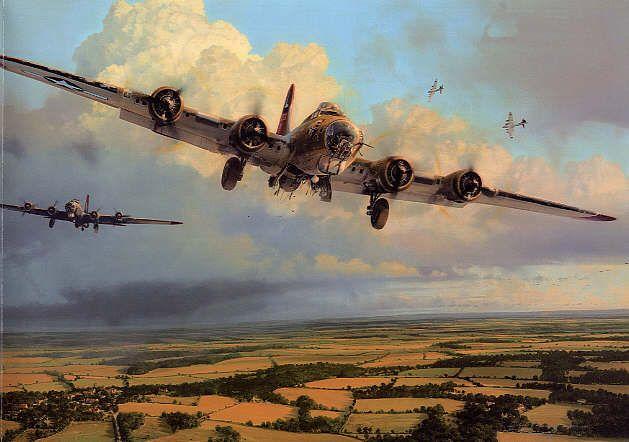Thunderheads Over Ridgewell by Robert Taylor