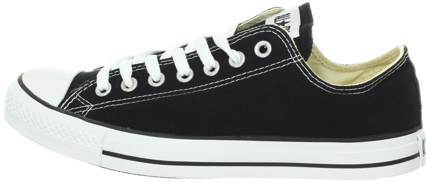 50da99d2fa9c Amazon.com  Converse Chuck Taylor All Star Shoes (M9166) Low top in Black   Shoes