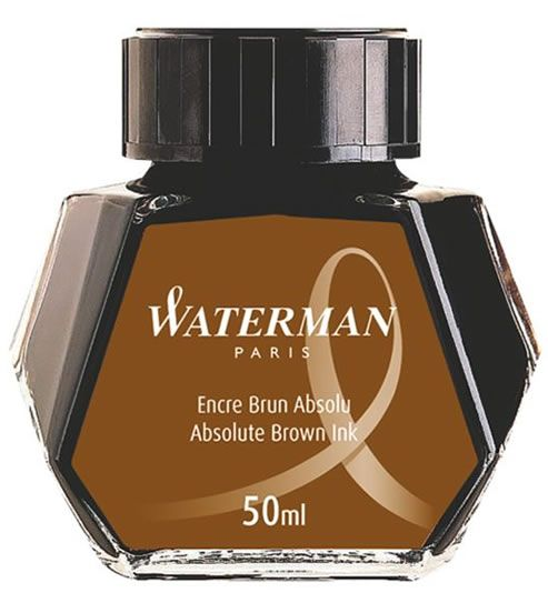 Waterman Bottled Ink(50ml) Fountain Pen Ink