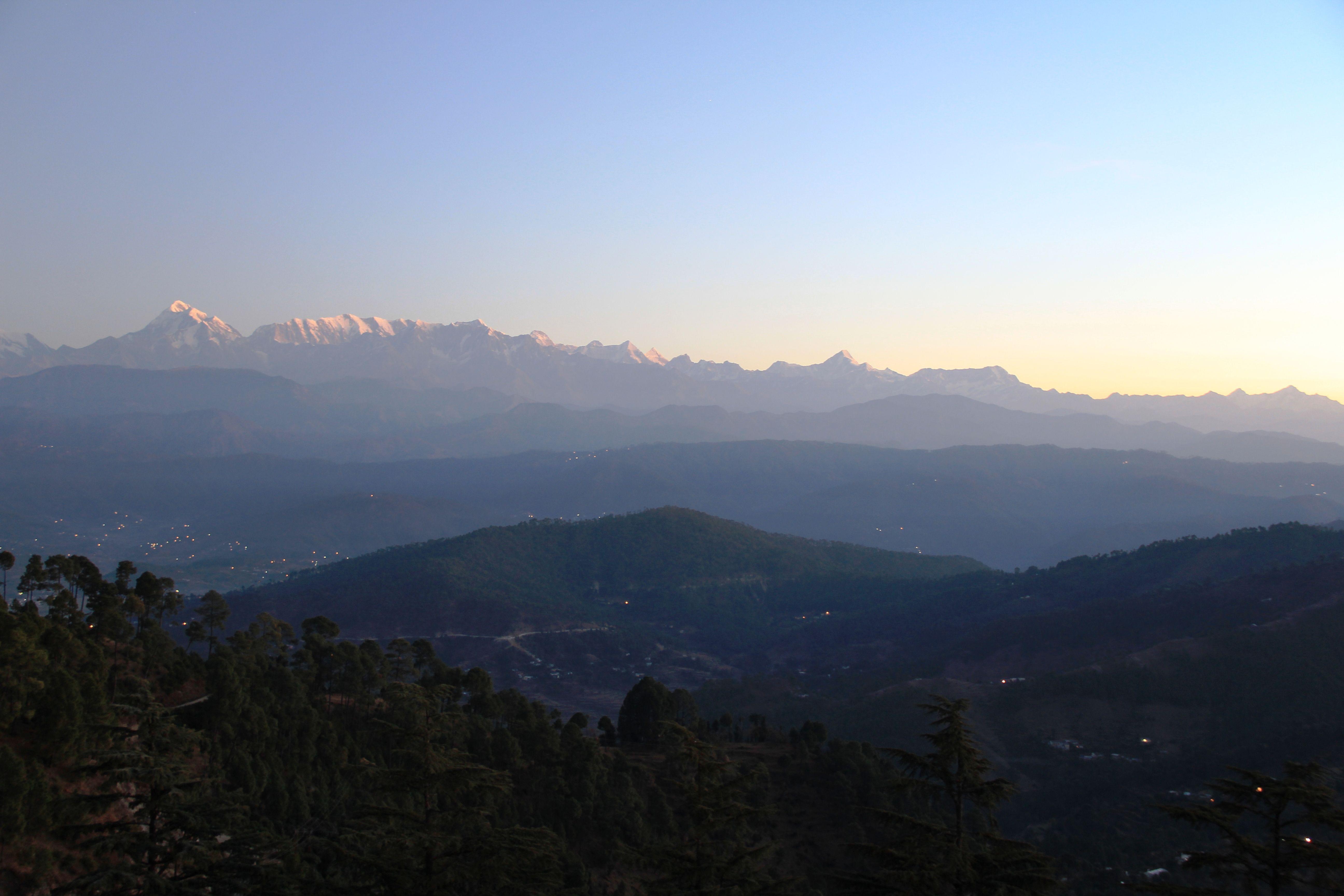 Kausani, Uttarakahand