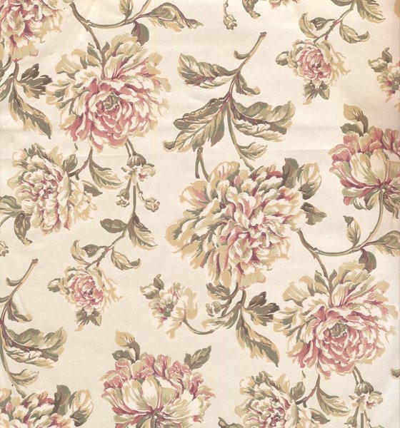 Floral Colourful Wallpaper Beige Lowe S Canada Wall Coverings Wallpaper Roll Colorful Wallpaper