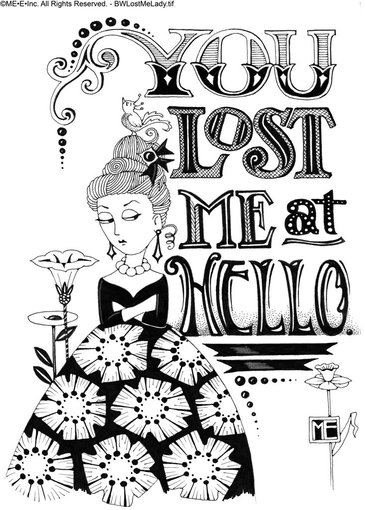 mary engelbreit studios - Mary Engelbreit Coloring Book