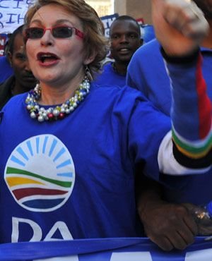 HAHAHAHHAHA  Former ANCYL leader Julius Malema and spokesperson Floyd Shivambu have been ordered on to apologise to Western Cape Premier Helen Zille. (File)