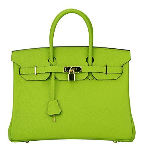376136455bfc SALE PRICE -  119 - Ainifeel Women s Padlock Handbags with Golden Hardware