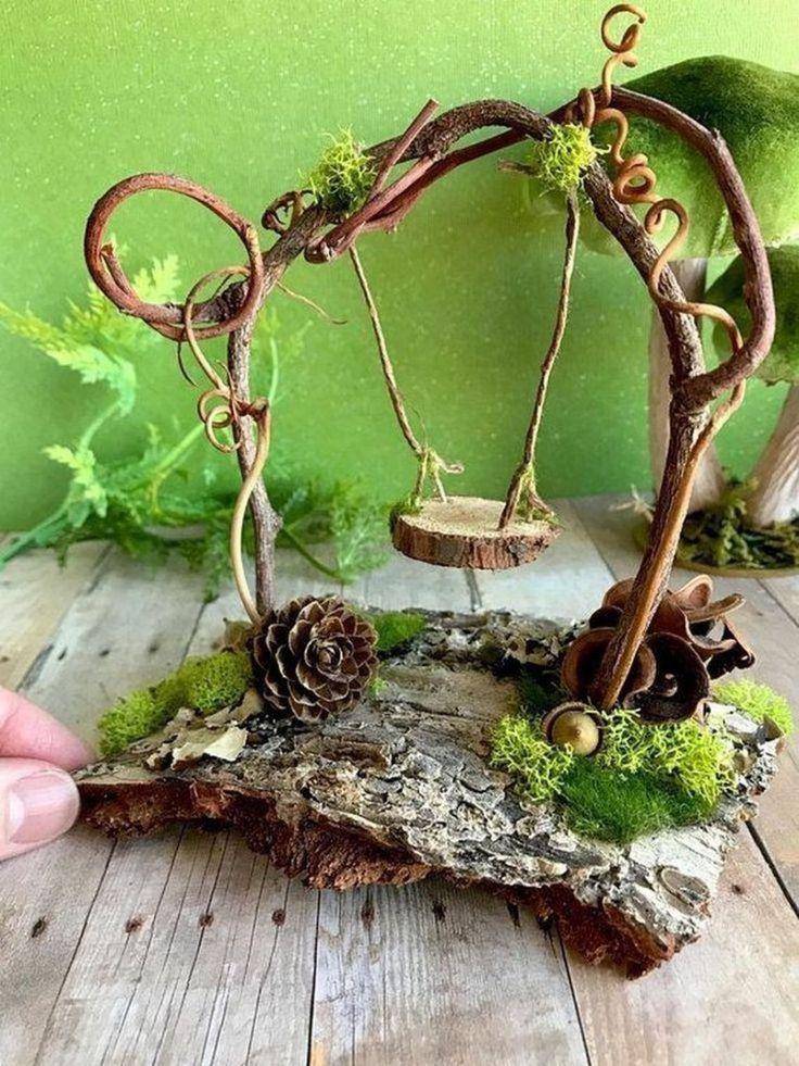 Photo of The 54 best ideas for DIY miniature fairytale gardens in 2019 #fairygardenideas #miniaturef …