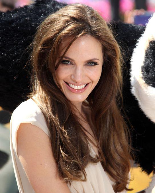 Angelina Jolie Has Fabulous Hair At Cannes Film Festival How To Get The Look Angelina Jolie Hair Hair Styles Long Hair Styles