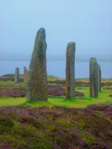 Orkney Islands - Ring of Brodgar
