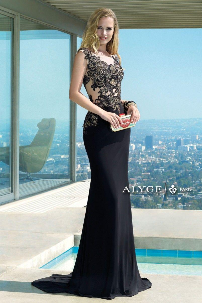 Claudine Dresses for Alyce Paris | Spring 2015 - fashionsy.com ...