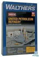 3705 Walthers United Petroleum Refining Oil Refinery HO Scale